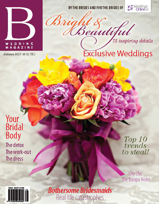B Wedding Magazine, Weddings Online, Summerhill House Hotel, Wicklow Wedding Photographer