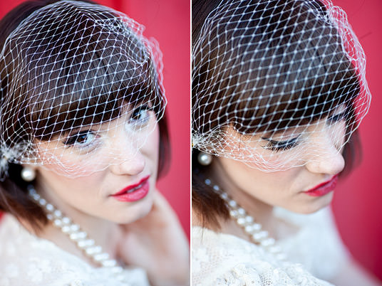 Birdcage Wedding Veil, London Wedding Photographer
