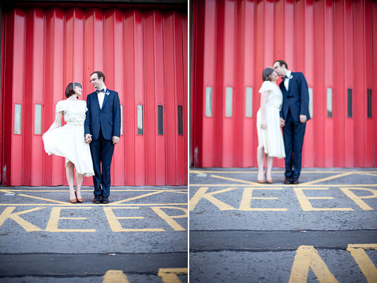 Shoreditch Fire Station, London, Wedding Photographer