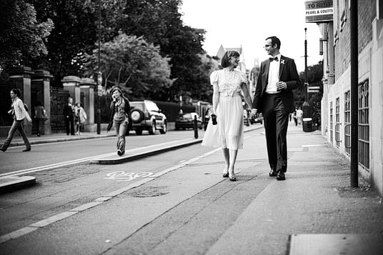 Shoreditch London Vintage Wedding Photography