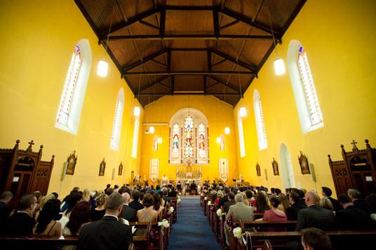 Siobhan Kevin 39s Wedding in Meath