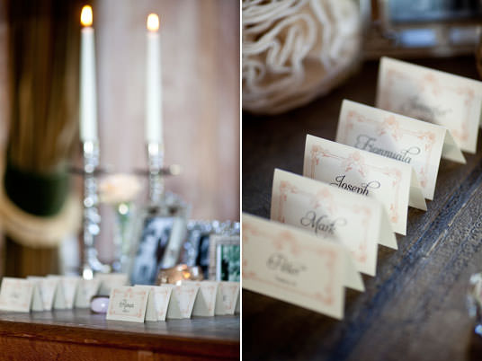 Vintage Wedding Inspiration at Lisnavagh House