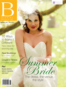 B Wedding Magazine
