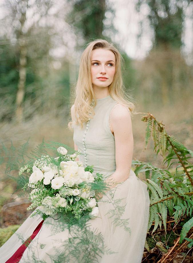 Botany of Love: A Styled Weddi...