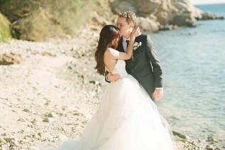 Mykonos Myconian Collection Wedding Photographer 18